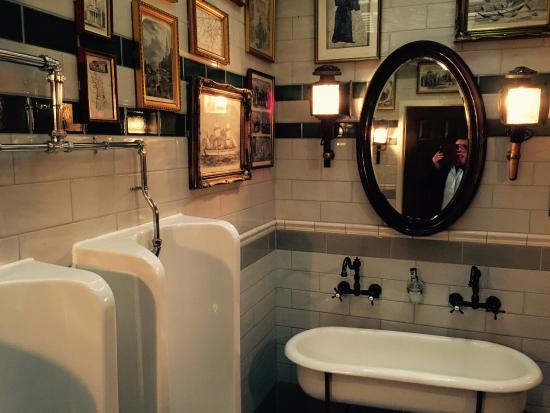 Picture of mr fogg 39 s tavern london tripadvisor for Bathroom design jobs london