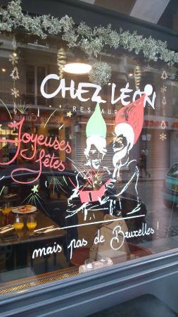 Chez Léon : Brunch chez Leon