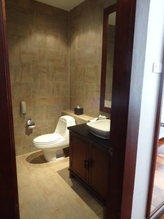 Green Park Boutique Hotel: Toilettes