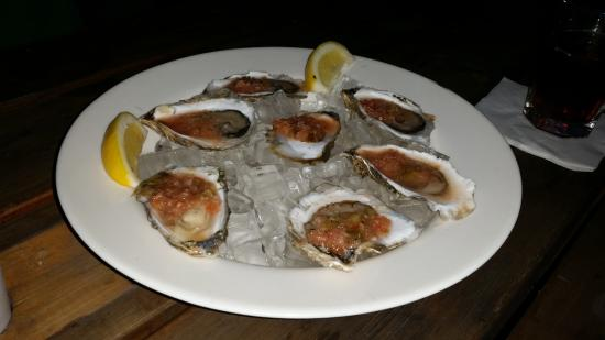 Belfast, ME: Oysters