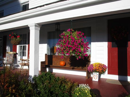 Fair Haven, VT: Farmer's Porch