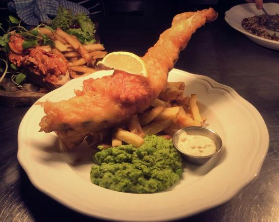 Jolly Farmer: Fish and Chips