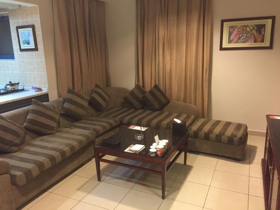 Boudl Abha: Lounge
