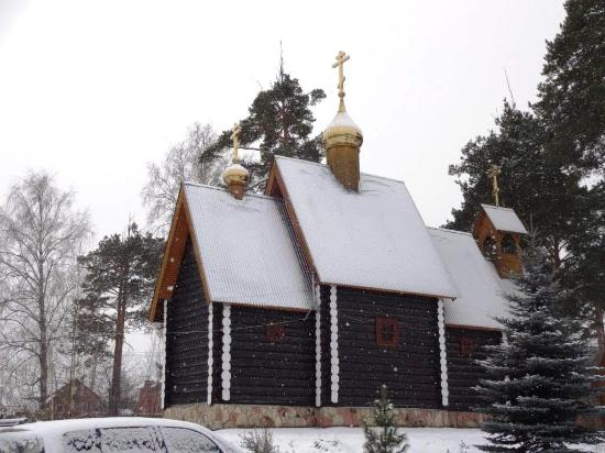 Church of St. Simeon Verkhotursk