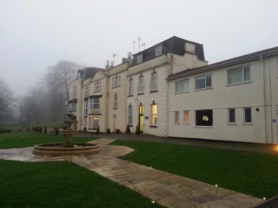 Winford, UK: hotel and grounds