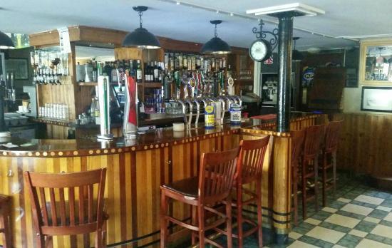 Drimoleague Inn: The Bar