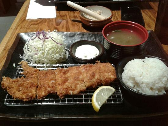 Photo of Restaurant Mr.Tonkatsu at 520 Bloor St W, Toronto M5S 1Y3, Canada