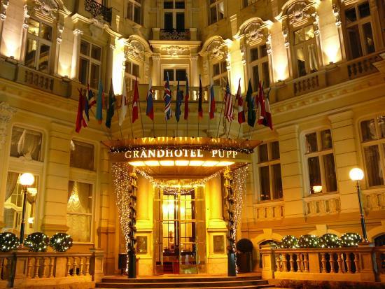 Photo of Grandhotel Pupp Karlovy Vary