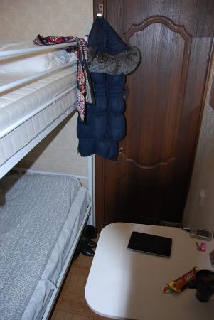 Babushka Doll Hotel: Номер эконом