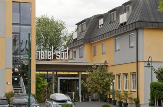 Hotel Süd: Aussenansicht