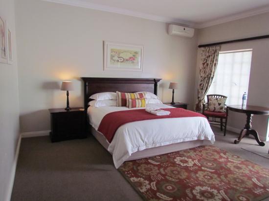 Bryan Manor Guest House: Schöne Zimmer