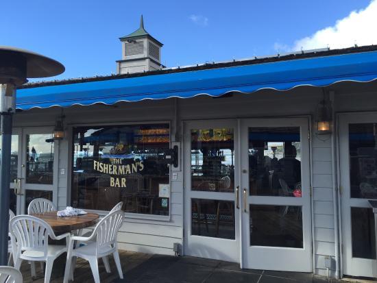San Clemente, CA: Entrance to restaurant