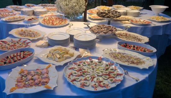 Casa Freda Restaurant: Antipasti di mare