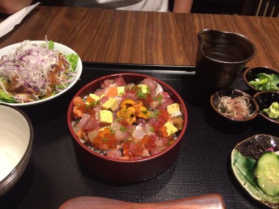 Photo of Sushi Restaurant Kanda Wadatsumi Japanese Dining at 50 Tras Street, Singapore 078989, Singapore
