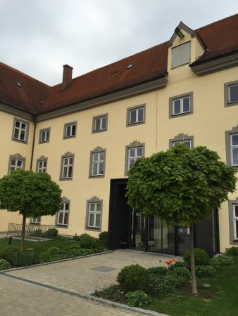 Allmannshofen, Allemagne : Eingang
