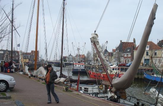 Port of Harlingen : Harlingen, Netherlands