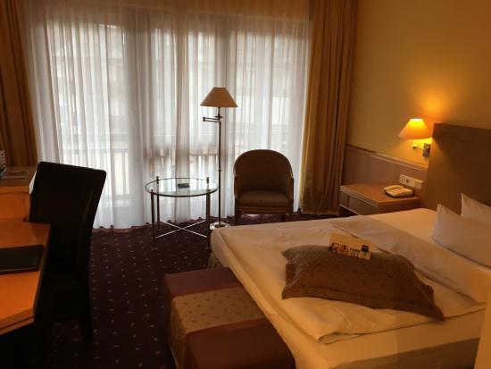 Dorint Hotel Venusberg Bonn : Superior Zimmer
