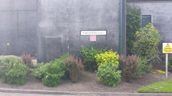 Ballindalloch, UK: magazyn whisky