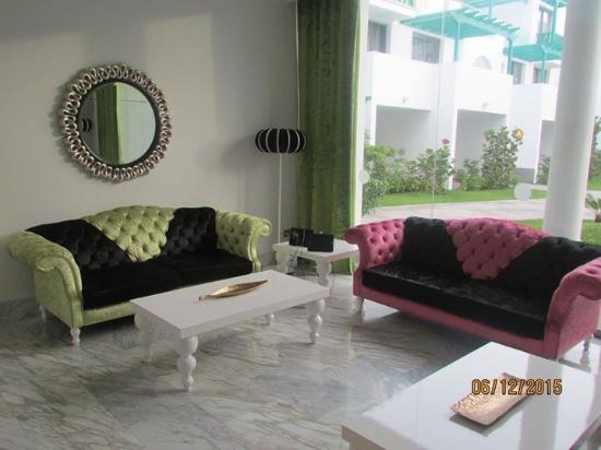 Barcelo Teguise Beach - Adults only: Reception area