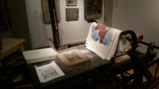 Musee de l'Imprimerie de Lyon: Lithographie