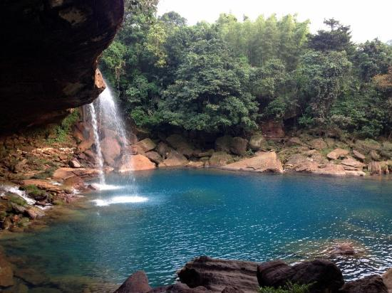 Jowai, อินเดีย: The Falls
