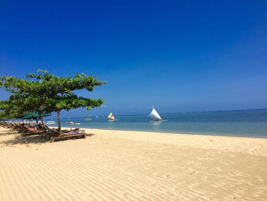 Prama Sanur Beach Bali Wide And Clean Private Is Part Of The Hotel Sourroundings