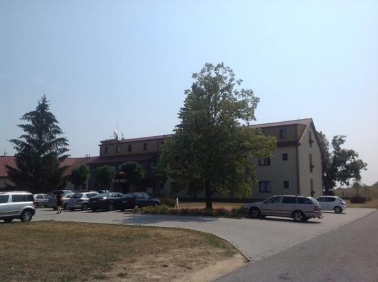 Zitkova, República Tcheca: Hotel