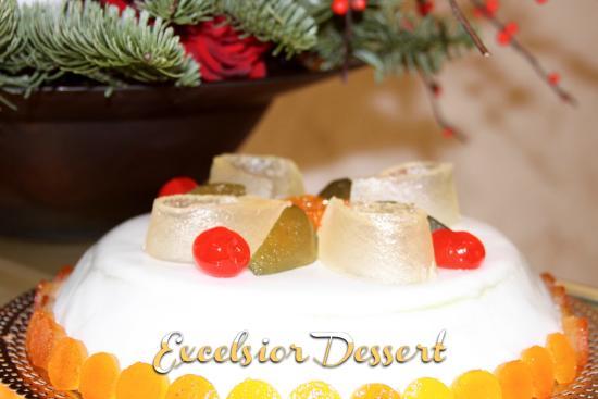 Excelsior Dessert Pasticceria De Luca : Cassata