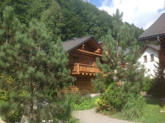 Brezno, Slowakije: Zruby Bystrá