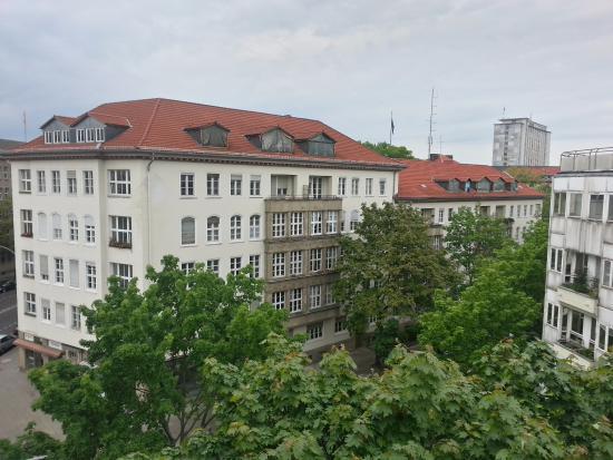 Ibis Berlin City West: nothing special