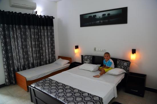 Hotel Le Green Udawalawe комната
