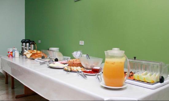 Paicandu, PR: Café da Manhã