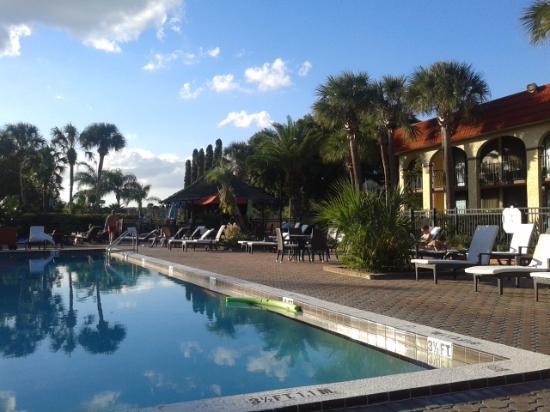 Pool Picture Of Maingate Lakeside Resort Kissimmee
