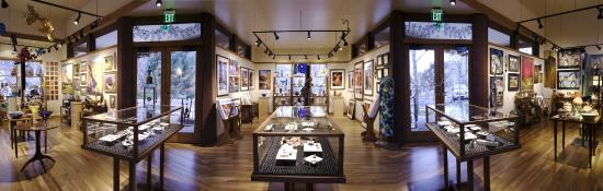 Springdale, UT: LaFave Gallery Interior Photo