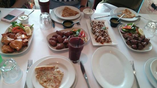 Bamiyan afghan cuisine dural restaurant reviews phone for Afghan cuisine restaurant