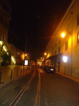 Rua Mouzinho da Silveira - Restaurante