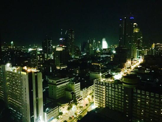 Window View - Pullman Bangkok Hotel G Photo