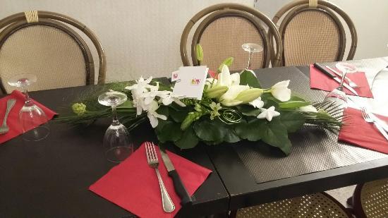 Chateaulin, França: Repas de mariage