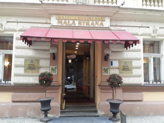 4 picture of hotel mala strana prague tripadvisor for Hotel mala strana prague