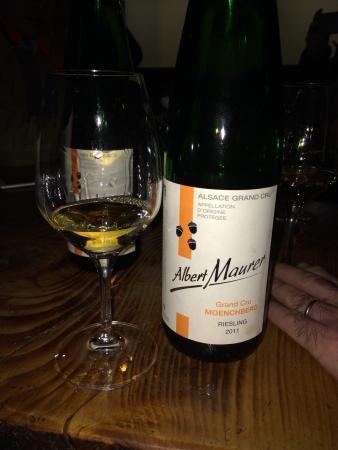 Albert Maurer - Viticulteur