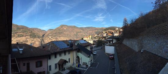 Segonzano, Italy: vista esterna