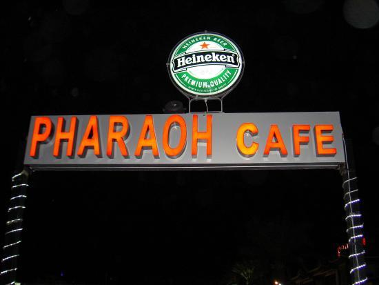 Pharaoh Cafe : pharaoh