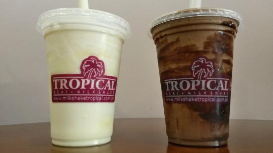 Milk Shake Tropical