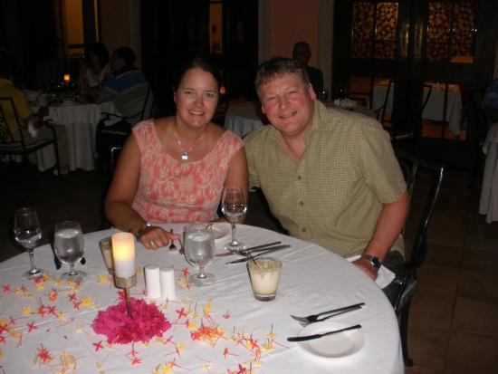 Sandals South Coast: Dinner at Bayside