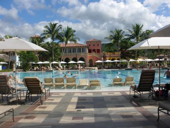 Sandals South Coast: Italian pool