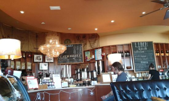 Cool Beans Cafe: Visit -12DEC15.