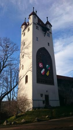 Fünfknopfturm