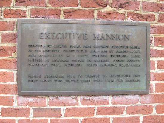Executive Mansion: Mansion