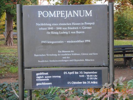 pompejanum board
