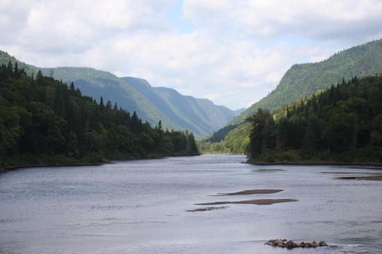 Parc national de la Jacques-Cartier: Rivière Jacques Cartier